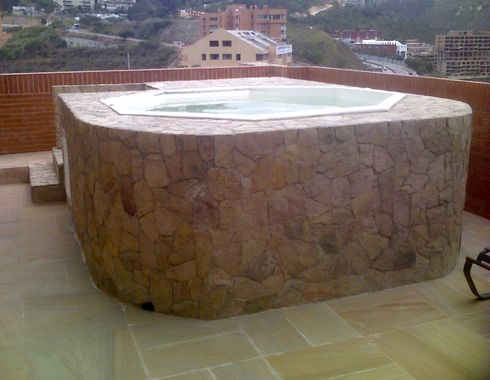 Jacuzzi exterior medidas spa empotrable rectangular for Jacuzzi de exterior baratos