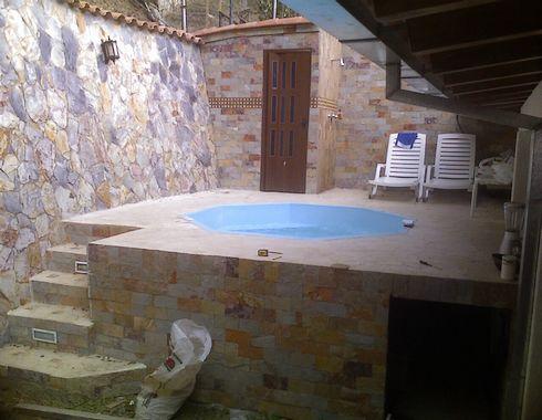 Piscinas total lujo y confort en piscinas jacuzzis - Fotos de jacuzzi ...