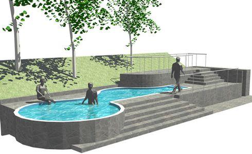 Dise o proyecto y construcci n de piscinas for Proyecto de piscina