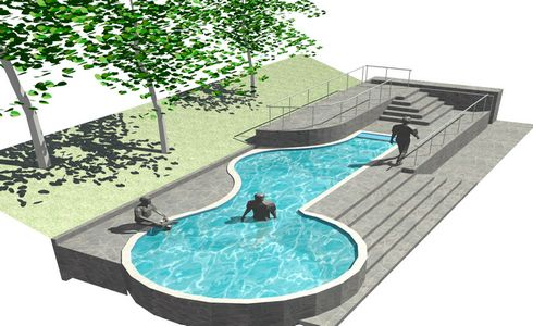 Dise o proyecto y construcci n de piscinas for Paisajismo para piscinas