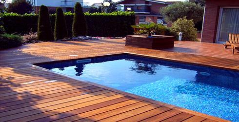 Paisajismo para piscinas resultado de imagen de piscina for Paisajismo para piscinas